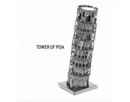 3D конструктор Пизанская Башня фото