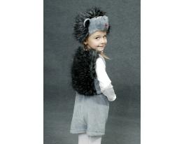 Детский карнавальный костюм Ежик фото