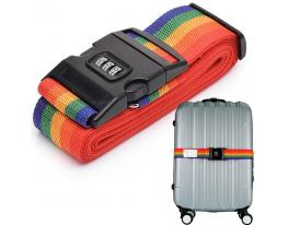 Ремень для чемодана с кодовым замком 2 м фото