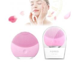 Массажер - щетка для умывания лица Foreo Luna mini 2 Розовая фото
