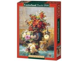 Пазл Натюрморт Цветов на 1500 элементов фото