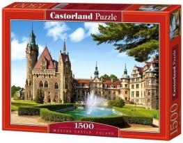 Пазл Мошненский замок на 1500 элементов фото