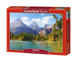 Пазл Горные Вершины на 1500 элементов фото