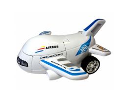 Робот-трансформер JUNSHENG робот-самолет 2 в 1 Airbus Warrior фото
