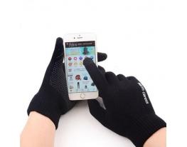 Сенсорные перчатки Черные фото