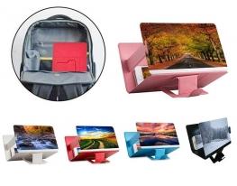 3D подставка - увеличитель экрана для смартфона фото