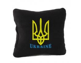 Подушка сувенирная Герб Украины фото