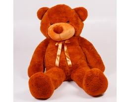 Плюшевый медведь Тедди 180 см Коричневый фото 2