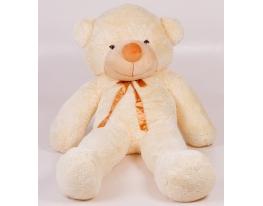 Плюшевый медведь Тедди 180 см Кремовый фото 2