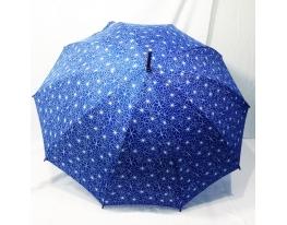 Зонт трость на 10 пластиковых спиц фото