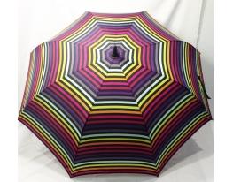 Женский зонт - трость большой купол Star Rain фото