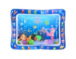 Надувной детский водный коврик AIR PRO русалки фото 5