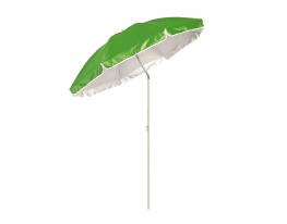 Пляжный зонт с наклоном 2.0 Umbrella Anti-UV салатовый фото 2