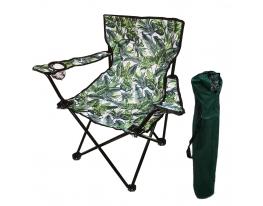 Кресло раскладное с подлокотниками для пикника фото 1