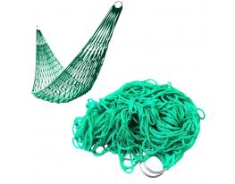 Гамак сетка Зеленый фото