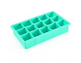 Форма для льда Кубик Мятная фото