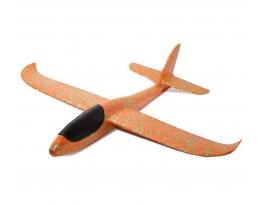 Планер метательный EXPLOSION оранжевый, размах крыльев 49 см фото 2