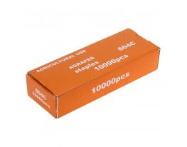 Скобы для садового степлера 10000 шт/уп фото 1