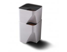 Контейнер для сортировки мусора Белый фото 8