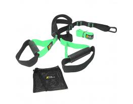 Функциональные тренировочные петли Зелёные фото 1