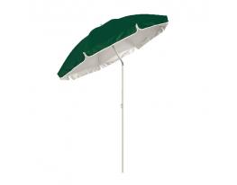 Пляжный зонт с наклоном 2.0 Umbrellа Anti-UV Малахит фото 1
