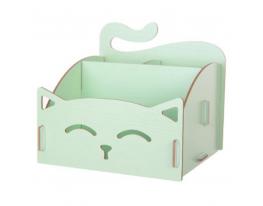 Органайзер для косметики My Cat Зеленый фото