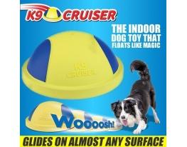 Игрушка скользящая для собак K9 Cruiser фото