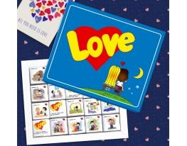 Шоколадный набор Love is Стандарт фото 2