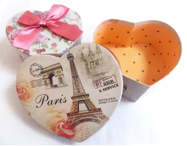 Подарочная коробочка Сердце стандарт фото 3