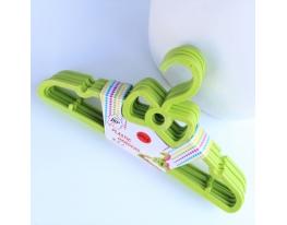 Набор детских вешалок Hanger 6 шт. 31см Салатовые фото