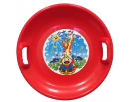 Санки - тарелка Круг фото 4