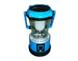Лампа-фонарь аккумуляторный QY-9288 солнечная зарядка фото