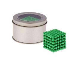 Неокуб 216 шариков в боксе зеленый MoYu фото