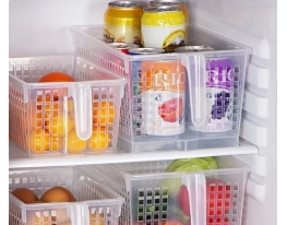 Контейнер для хранения продуктов короб, ящик пластиковый фото