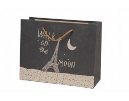 Пакет подарочный Walk on The Moon фото 1