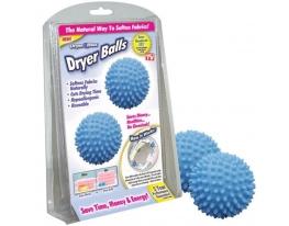 Шарики для стирки белья Dryer balls фото