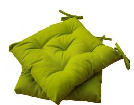 Подушка - сидушка Салатовая фото