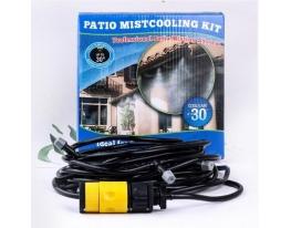 Система туманообразования для теплиц и летних веранд Patio Mistcooling Kit фото