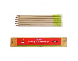 Растущие карандаши набор Цветов из 6 шт. фото 3