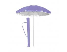Пляжный зонт с наклоном 2.0 Umbrella Anti-UV сиреневый фото 1