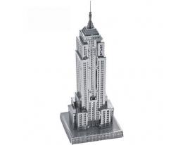 3D конструктор Empire State Building фото