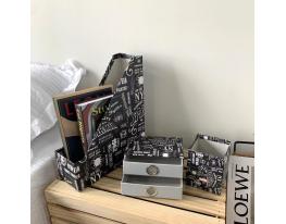 Набор органайзеров настольных в стиле Marvel Вид 1 фото