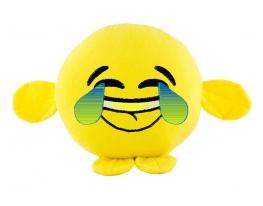 Подушка Смайлик LOL фото