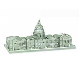 3D конструктор Капитолий США фото