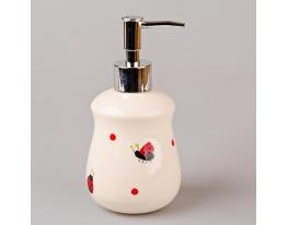 купить Дозатор для жидкого мыла Божья коровка