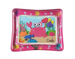 Надувной детский водный коврик AIR PRO Краб фото