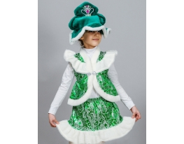 Детский карнавальный костюм Елочка фото 2