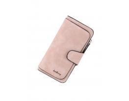 Женский клатч - кошелек Baellerry Pink фото