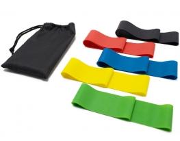 Резинки для фитнеса 30см фото