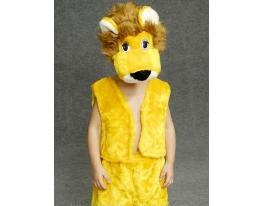 Карнавальный костюм Лев фото 1